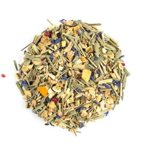 Ginger-Lemon Loose-Leaf Tea