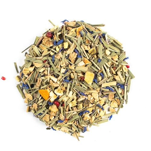 Ginger-Lemon Loose-Leaf Tea