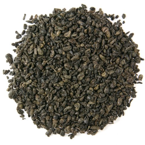 Organic Gunpowder Green Loose-Leaf Tea