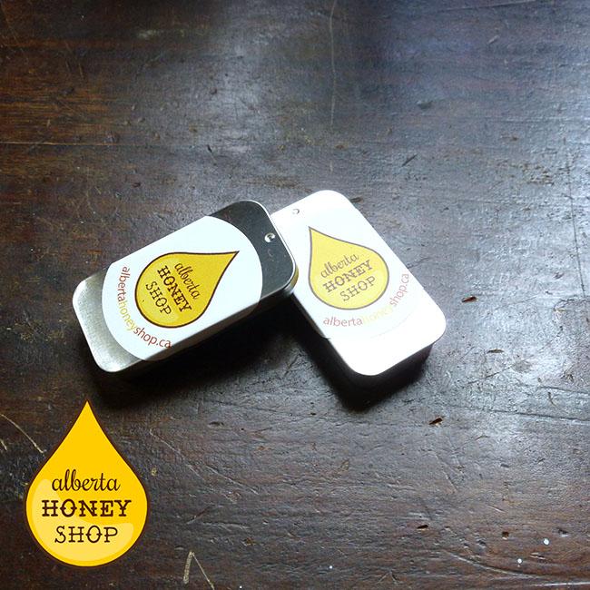 Beeswax lip conditioner