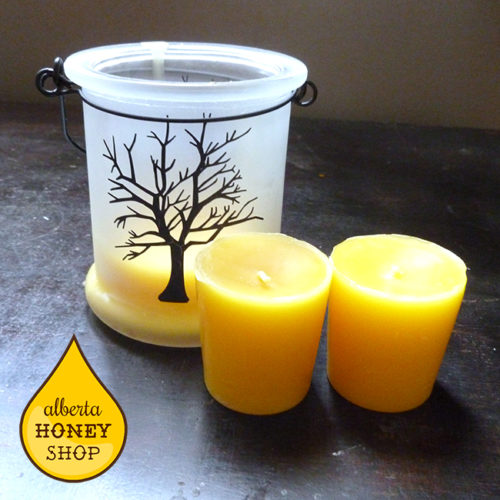 Pure Beeswax Votives
