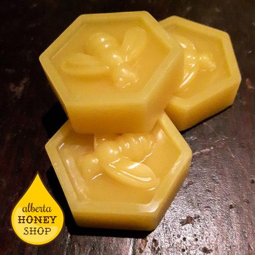 Pure Beeswax Alberta Honey Shop Buy Premium